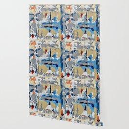 Miniature Original  - blue Wallpaper
