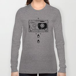 Snapped Up Market - Music Long Sleeve T-shirt