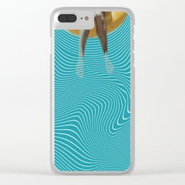 minima Online Pool. Another day! Clear iPhone Case