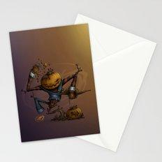 Freddy Pumpkins Stationery Cards