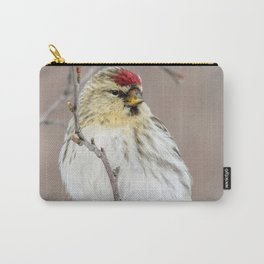 Red Poll Carry-All Pouch