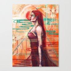 A.I Canvas Print
