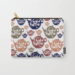 Good morning! Wake up pattern. Carry-All Pouch