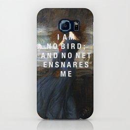 I am no bird iPhone Case