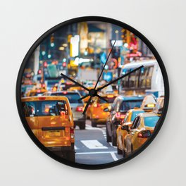 This is How We Ride Wall Clock