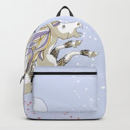 Horse Bees Backpack