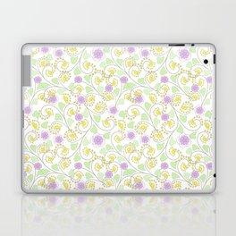 Cute floral pattern . Laptop & iPad Skin