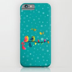 Fly High, My Babies - Merry Christmas Slim Case iPhone 6s