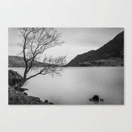 Transcendent lake  Canvas Print