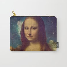 Mona Lisa's Galaxy Carry-All Pouch