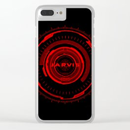 jarvis Clear iPhone Case