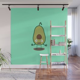 Avocado guacamole guy T-Shirt for all Ages D41j6 Wall Mural