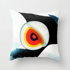 alter ego Throw Pillow
