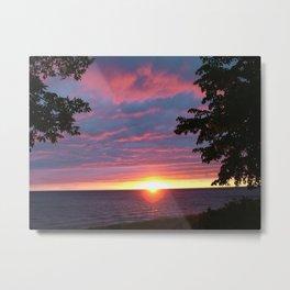 Sunset Pic 1 Metal Print