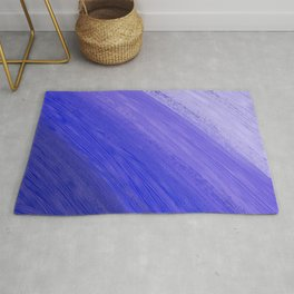Colored Brush without Gold Foil 10 Rug