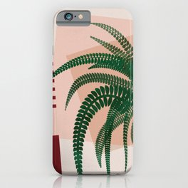 House Plant iPhone Case