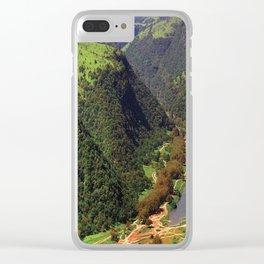 Salalah Oman 4 Clear iPhone Case