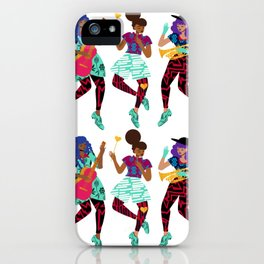 The Merry Band iPhone Case