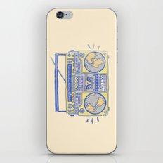 Make The World Dance iPhone & iPod Skin