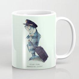 The Pilot (colour option) Coffee Mug
