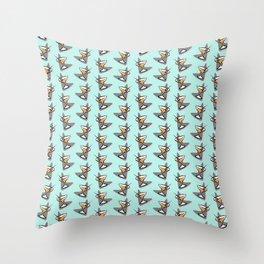 RETRO COCKTAILS Throw Pillow