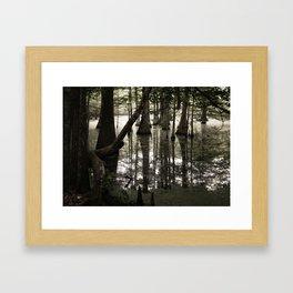 Sacred Framed Art Print
