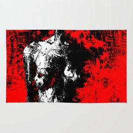 The Red Nightmare Rug