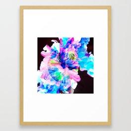 exhale exploration Framed Art Print