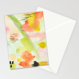 Lowcountry Abstract Stationery Cards