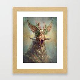 Kuker II Framed Art Print