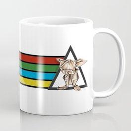 Always Free Banner- Wild World Of Paper Coffee Mug