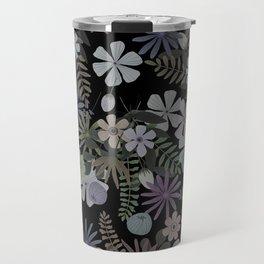 Modest flowers 2 Travel Mug