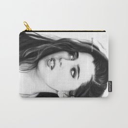 Lauren Jauregui Drawing  Carry-All Pouch