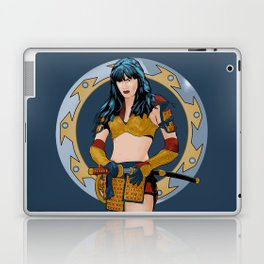 Xena samurai Laptop & iPad Skin