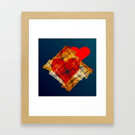 Keep-sake Framed Art Print