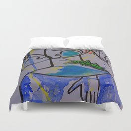 Imagination  #society6  #decor  #buyart Duvet Cover