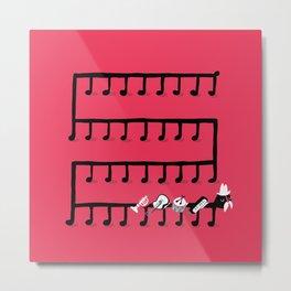 Music Maestro Metal Print