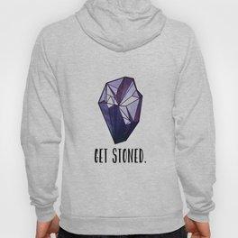 Get Stoned - Amethyst Hoody