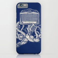 Rocker robot Navy Slim Case iPhone 6s