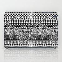 ethnic iPad Cases featuring ethnic by jun salazar