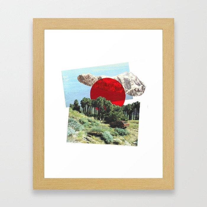 KNYX Framed Art Print