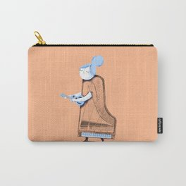 Lady in G Major Carry-All Pouch