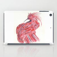 phoenix iPad Cases featuring phoenix by echoes