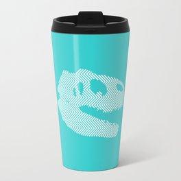Tyrannosaurus Rex Skull Travel Mug