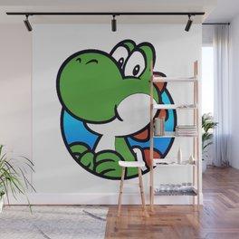 Dinosaur Companion Wall Mural