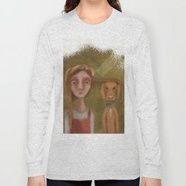 Lita und Laszlo Long Sleeve T-shirt