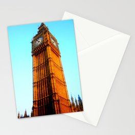 Ben looms. Stationery Cards