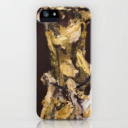 Golgotha II iPhone Case