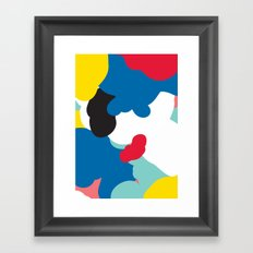 Oxford. Framed Art Print
