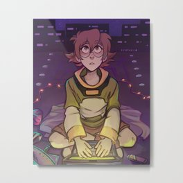 I Will Find You Metal Print